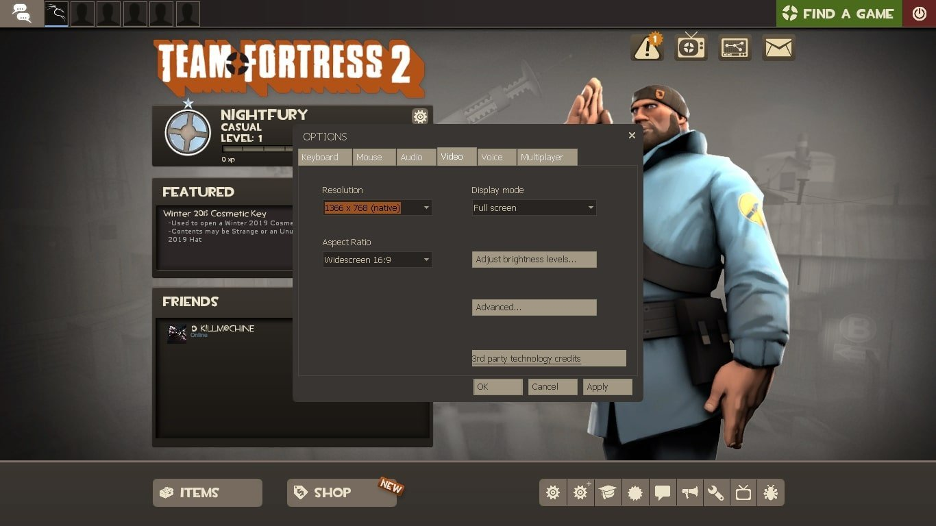graphics settings team fortress 2