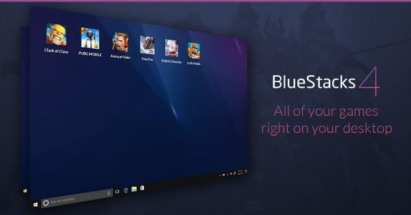 bluestacks for gaming