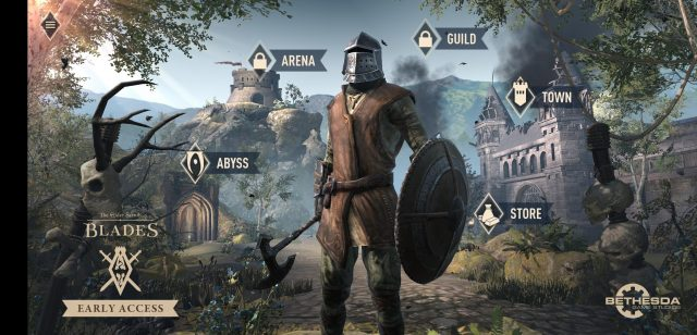 elder scrolls blade android game review