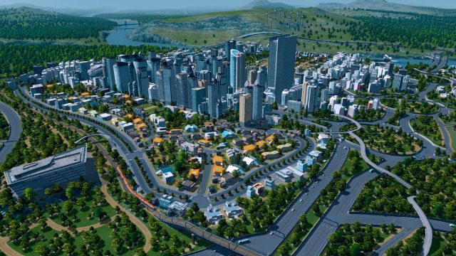 city building simulation game sims management