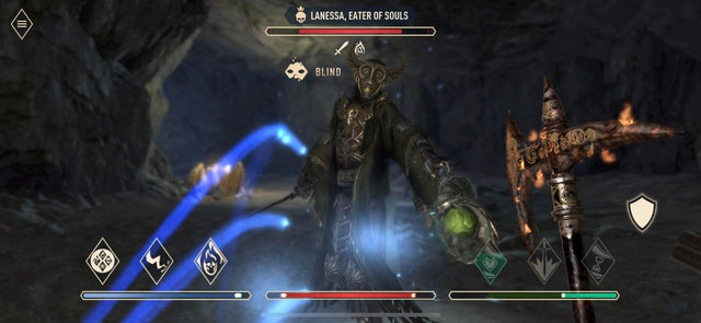 elder scrolls blades boss monsters