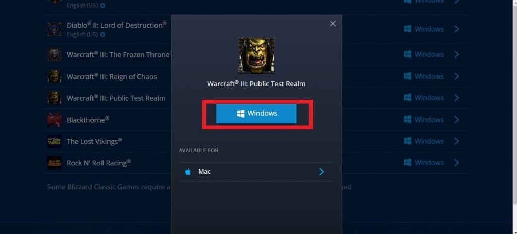 wc3 download