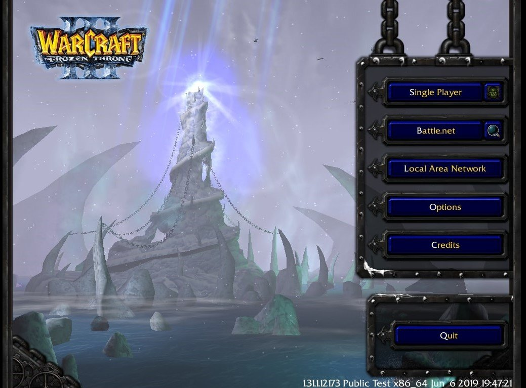 how to download old warcraft 3