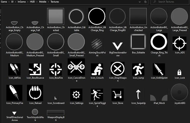Valorant mobile version leaks icons leaks