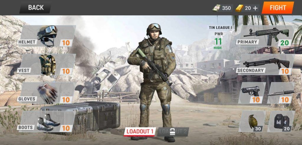 warface global operation android review