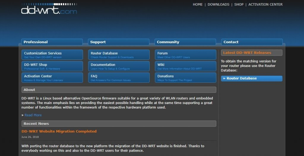 dd wrt custom firmware to fix internet speed