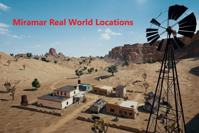 miramar real world locations