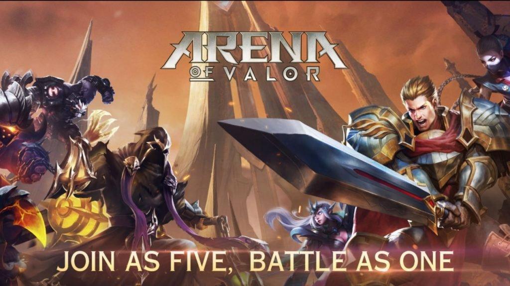 Arena of Valor Esports Tournaments