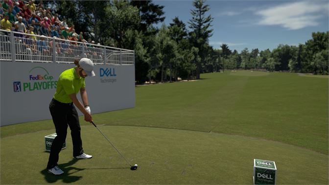 golf club simulation games