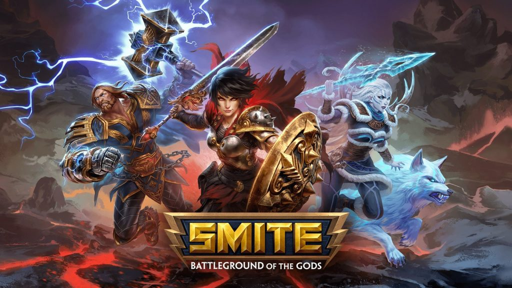 Smite World Championship Tournament