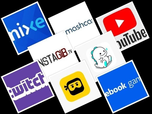 best platforms for gamers twitch alternatives