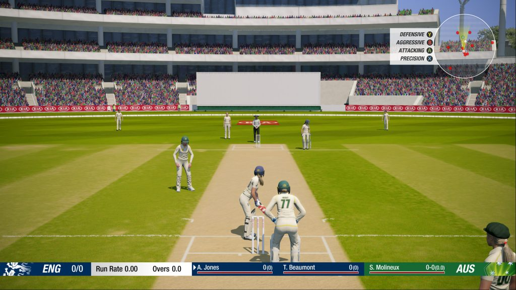 Cricket 19 sports simulation