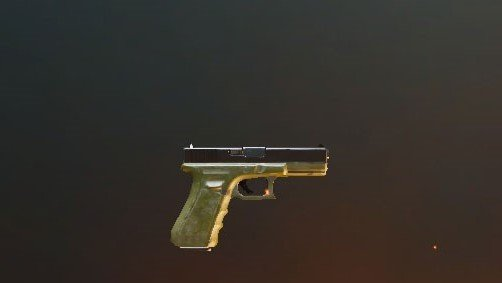 P18C best pistol in pubg