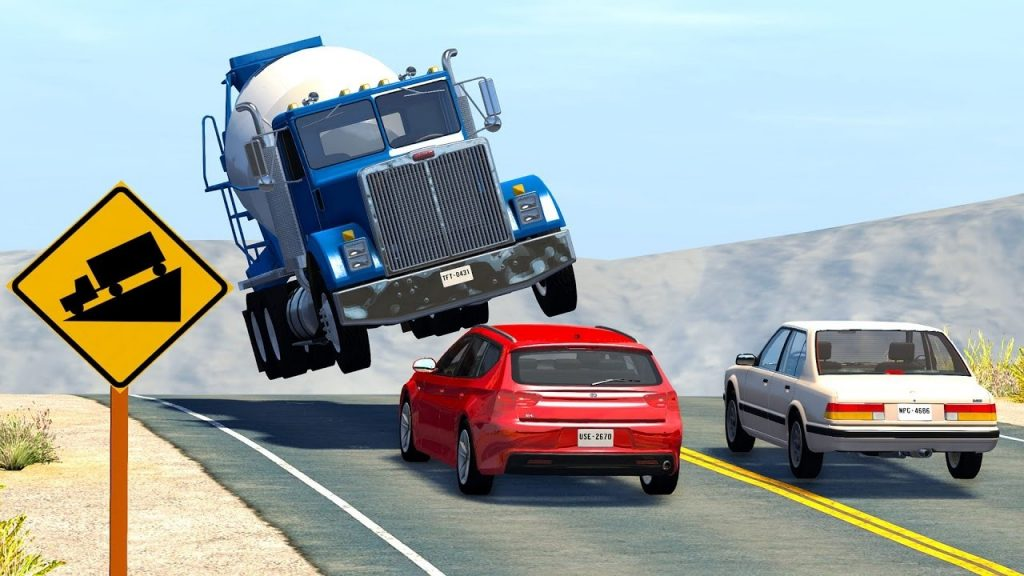 driving simulator game