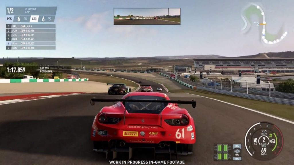 Project Cars 2 Racing game