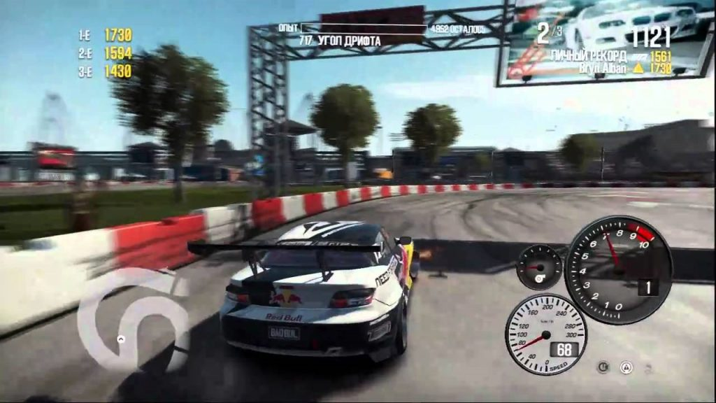 need for speed shift 2 racing game