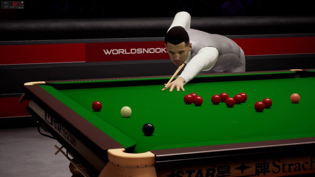 snooker simulation games