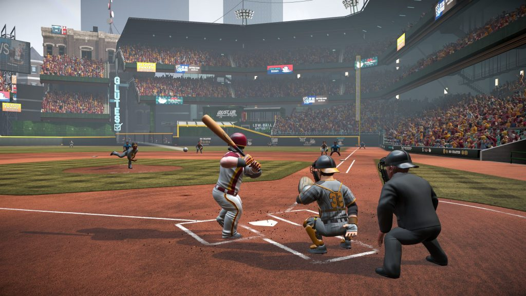 Super mega baseball 3 sports simulation game