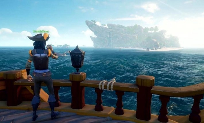 Sea of Thieves best pirates game ever