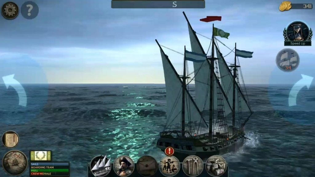 Tempest: Pirate Action RPG game