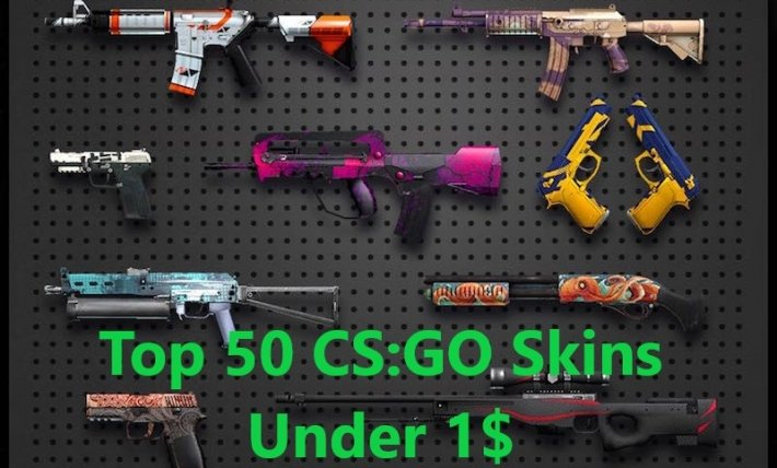 best cs go skins under 1$