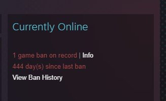 vac ban lowers trust factor