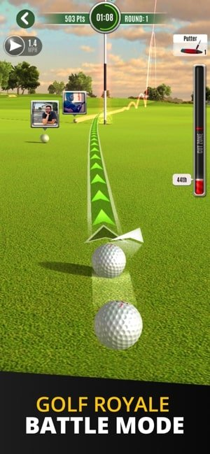 best ios golf games