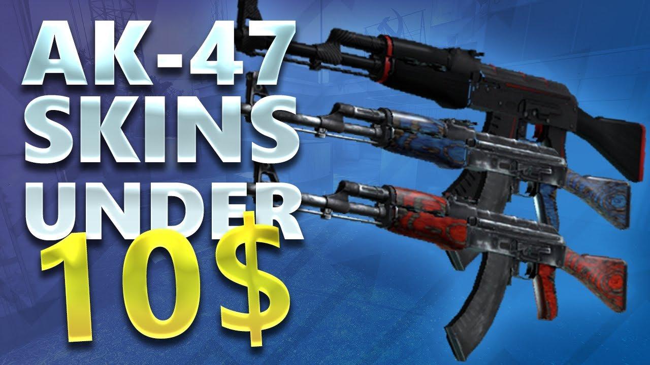 best ak-47 skins under 10$