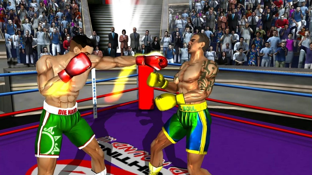 boxing games ios download now