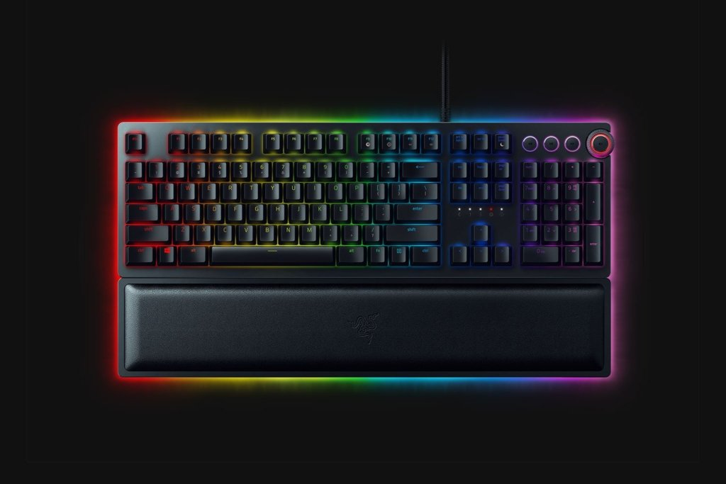 razer optical switch keyboards