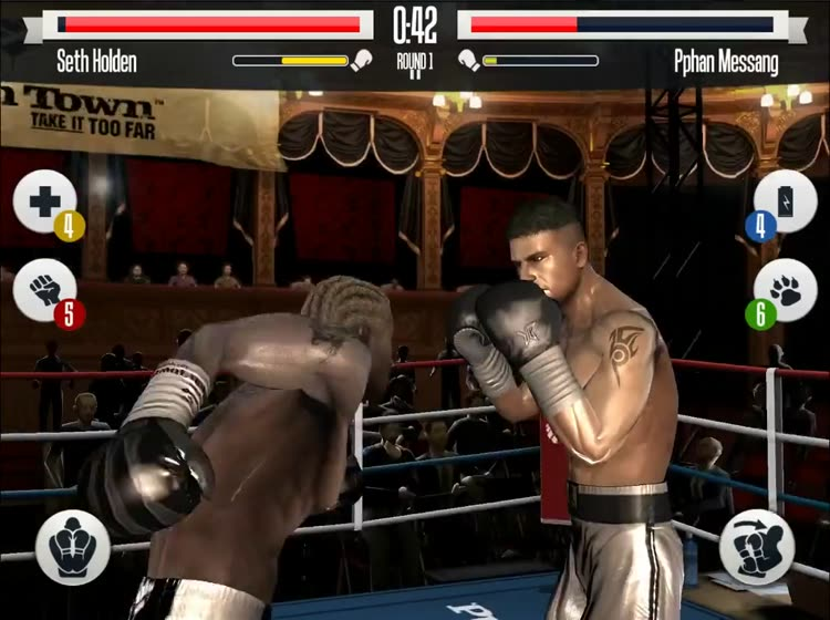 boxing games ios