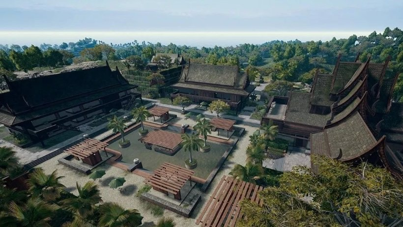 sanhok safe loot locations