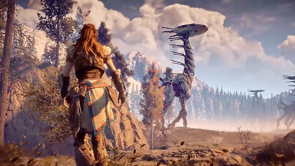 fix lag in horizon zero dawn