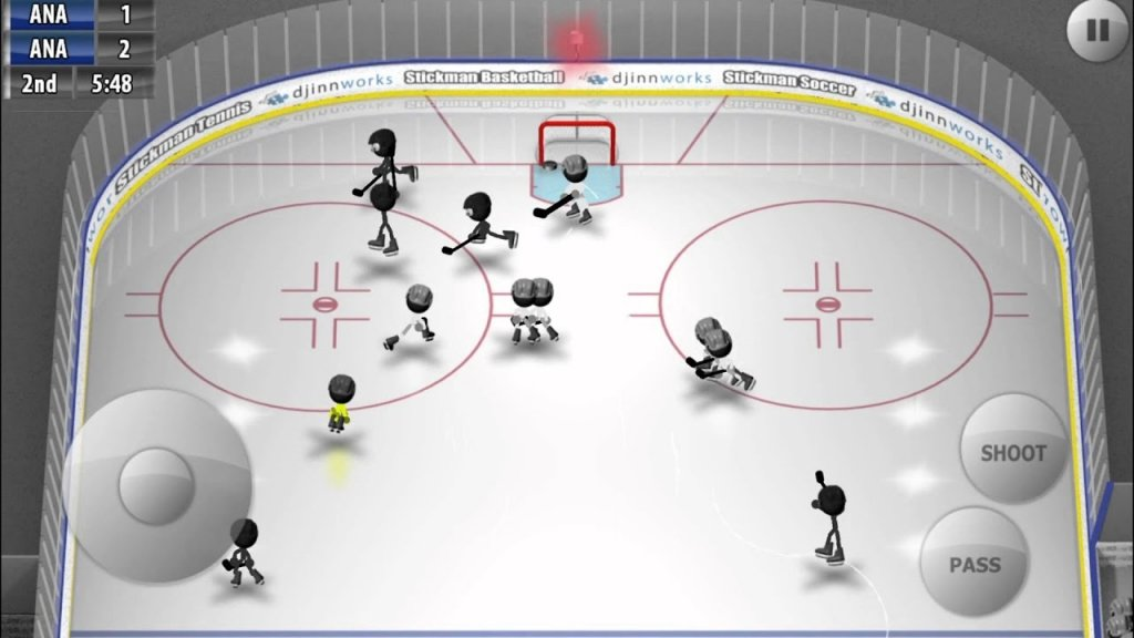 best hockey games for ios
