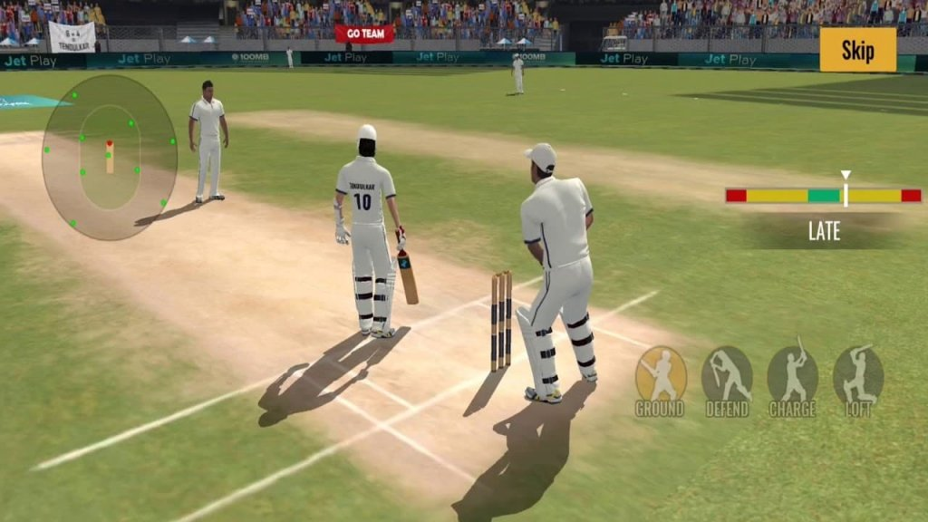 best cricket games for ios and iphone