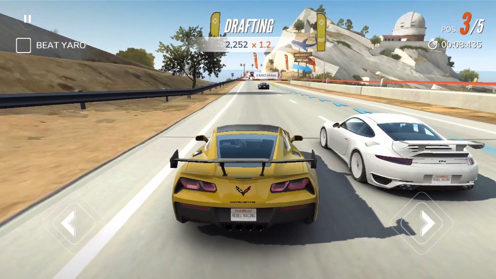 car racing games for apple iphones