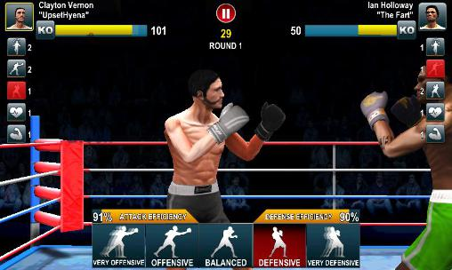 boxing games ios ipad and iphone
