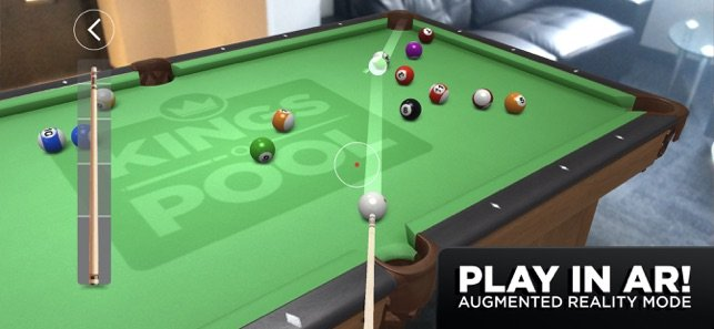 best snooker games ios iphone and ipad