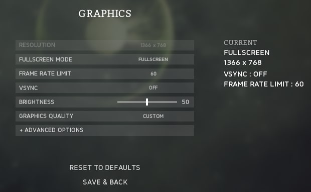 Ancestors: The humankind Odyssey best graphics settings to fix lag