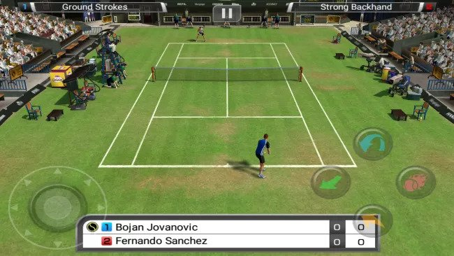 best tennis games for ios. Download now for ios and iphone