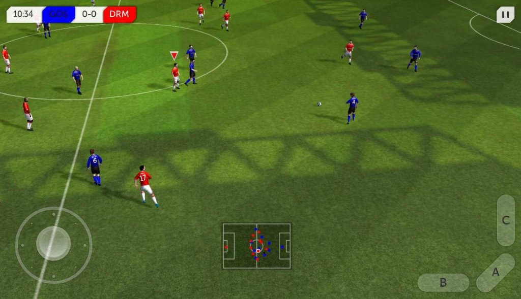 best soccer games ios