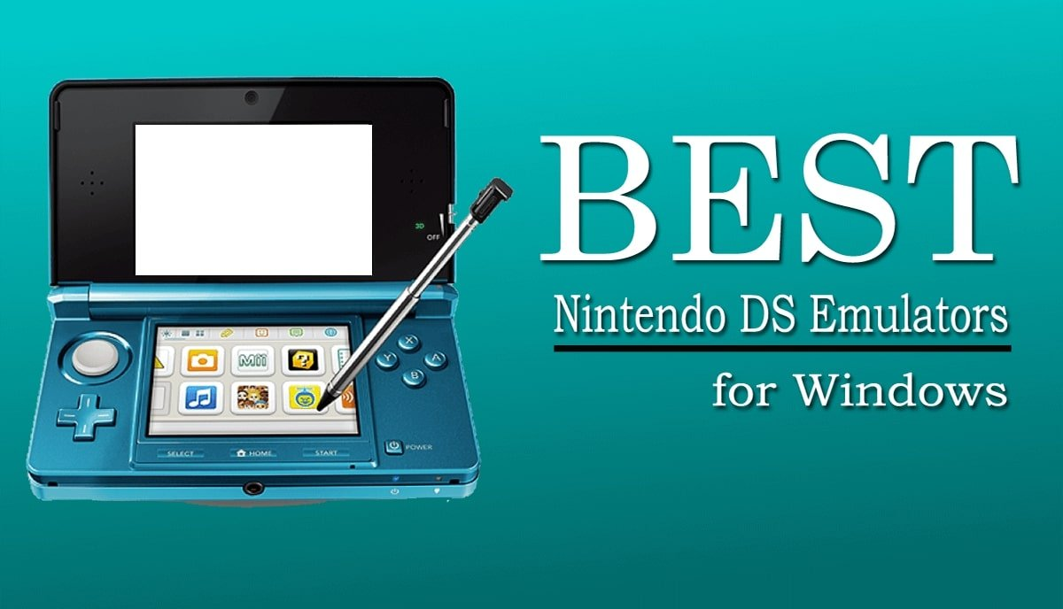 nintendo ds emulator for windows 10