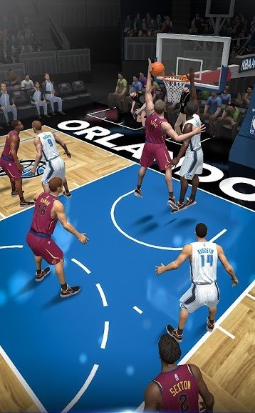 best basketball games for ios