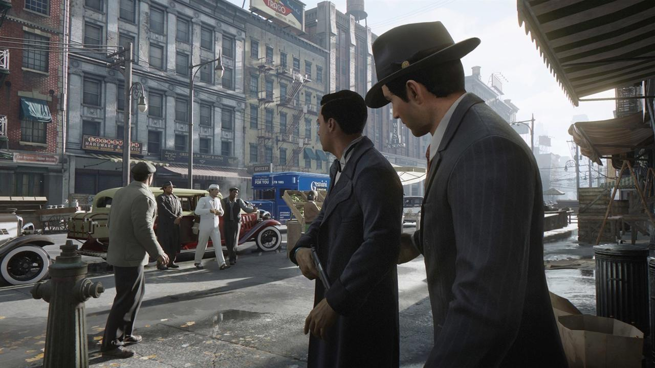 mafia definitive edition best graphics settings