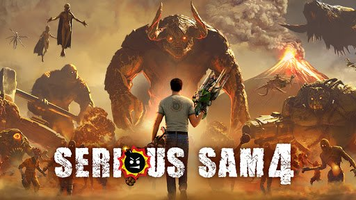 serious sam 4 settings to fix lag