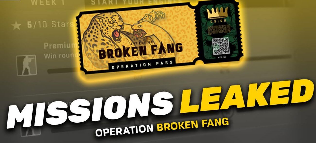 operation broken fang missions leaked