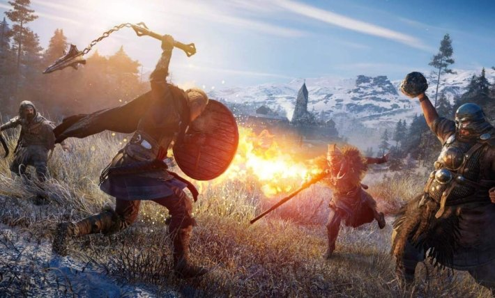 assassin creed Valhalla graphics settings to fix